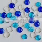aquarium decor glass beads