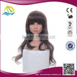 Factory price Heat synthetic Fiber synthetic hair wig