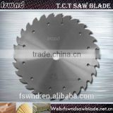 Angle cutter used acrylic PVC frame bamboo special carbide tipped saw blade -8-16 inch