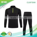Wholesale 2016 latest design top quality soccer tracksuit/soccer jersey/football jersey
