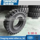 new product wheelbarrow tyre solid tire 4.00-8 5.00-8 6.50-10 7.50-16
