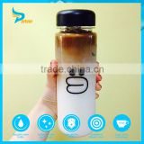 Sport Style Portable Cheap Clear Plastic Water Bottles Sport Bicycle My Water Bottle 500ml Space Cup bear Bottles