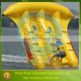 Inflatable fly fish tube for 6 People&floating pool toy