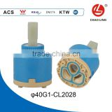 40mm double seal ceramic cartridge