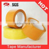 Yellowish Sticky Tape without Bubble OPP TAPE Adhesive Tape
