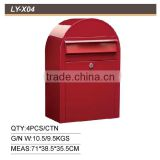 Factory Direct Sale Outstanding Quality Apartment Letter Boxes/Mail Boxes