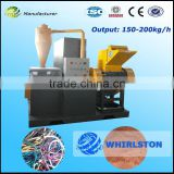 High Output Scrap Cable Recycling Machine/Wire Recycling Machine/Copper Wire Recycling Machine