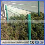 Double Wire Fence/ Welded Mesh Fence Panel/galvanized welded wire fence panels(Guangzhou Factory)