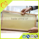light yellow color beeswax foundation sheet of honeycomb wax sheet wholesale from china natural beeswax