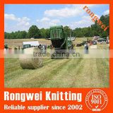 white color silage bale net wrap ( 1.23 x 3000m )