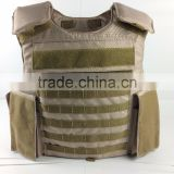military bullet proof vest molle tactical camo jacket