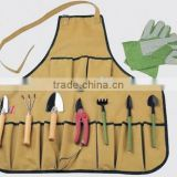9pcs apron garden tools set NH-S76