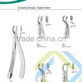Dental Tooth Extracting Forceps / Dental Instruments / Dental Syringes