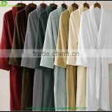 Bamboo fiber bath gown custom robe bamboo fiber toweling bath robes bathrobe prices family bath robe set