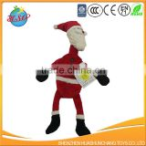 Wholesale Cute Christmas Wine Bottle Covers