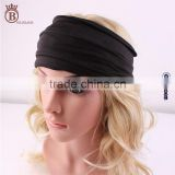 Hot Selling European&American Female Fold Hair Band Fashion Mom Headband