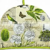 Beautiful Cotton Twill Tea Cosy Heat Preservation Tea Pot Cover