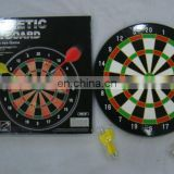 Low Price Children's Entertainment Magnetic Dartboard Set