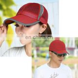 New baseball cap hat,wowen sun UV protection hat,sports hat for men