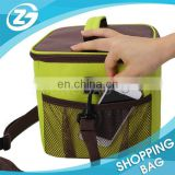 Durable Big 600D Insulated 6 Can Cooler Bag