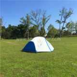 Two Person Tent Polyester Fabric Ultralight Freestanding Tent