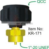 Low MOQs Copper Fitting Mini LPG Cylinders Safety Valve