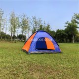 4 Man Tent Polyester 3 Person Hiking Tent
