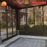 Interior Modern Wall Panels Screen Decorative Stainless Steel Background Panel Laser Cut Metal Decorations