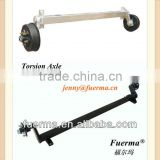 Rubber Torsion Axle Without Brake