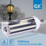 135lm/w CUL/UL E364363 100W led canopy lamp E39 medium base replace 400W MHL CFL HPS HID HQL