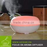 200ml Essential Oil Diffuser Ultrasonic Cool Mist Whisper Quiet Aroma Humidifier Waterless Auto Shut-off