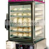 APEX restaurant bun steamer/food display steamer