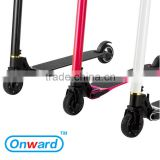 Onward Carbon fiber 6.3kg weight 5inch scooter electric adult children kick scooter with pedal foot pedal kick
