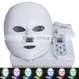 Led Light For Skin Care 7 Colors PDT Led Facial Spot Removal Mask For Skin Tightening Rejuvenation
