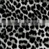 Crystal film for genuine leather, textile,suede fabric.