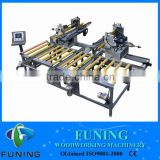 Processing hole drilling machine for painting