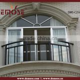 modern fancy aluminum railing for villa balcony