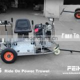 For sale gasoline Honda/B&S engine float machine concrete Ride-on Power trowel                                                                         Quality Choice