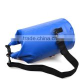 Camping floating sailing kayaking canoeing PVC dry waterproof duffle bag