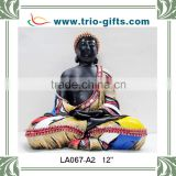 Religious resin large buddha statues for home decoration                                                                         Quality Choice