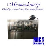 MIC-32-32-6 Micmachinery top quality monoblock beer bottle filling machine bottling machine beer 8000-10000bph with CE