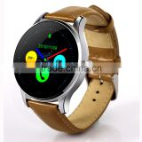 China Wholesale cheap wifi android watch round 3g kw08                                                                         Quality Choice