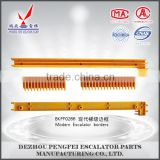 escalator parts escalator demarcation bar for hyundai escalator spare parts