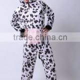 wholesale Party Christmas man cow fancy dress cosplay Halloween sexy cow mascot costume