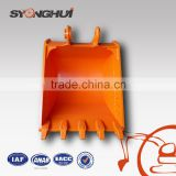 High durable excavator bucket rock excavator attachment Rock Bucket Heavy duty Bucket bulldozer EX330