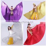 2016 Wholesale New Arrival 1 PC Egypt Belly Dancing Costume Wings Belly Dance Accessories