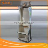 ABS Retail Tiers Display Floor Stand For Baby Feeder Bottle
