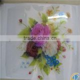 Digital flatbed transparent sticker printing machine on sale
