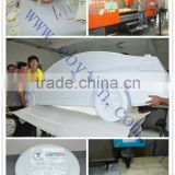car rapid prototyping cnc plastic fabrication