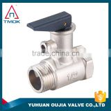 TMOK Brass safety valve with plastic handle pressure safety valve safety relief valve for water boiler                                                                         Quality Choice